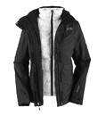 The North Face Women's Mountain Light Triclimate Jacket tnf blk